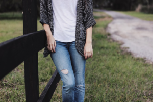 styl džíny