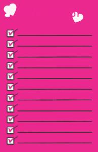 checklist-1279157_1280