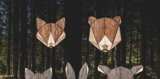 Dřevěná móda