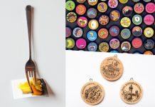3 originální nápady, jak si vyrobit magnetky na lednici